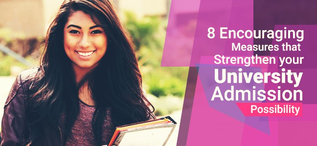 Simple Tricks To Strengthen Your University Admission Possibility