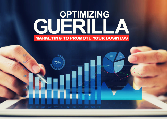Optimizing guerrilla marketing