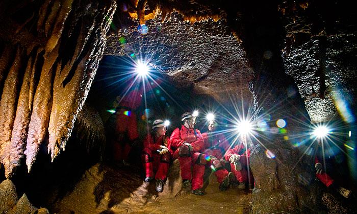 rock cut cave